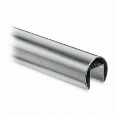 Square Channel Within Tubular Stainless